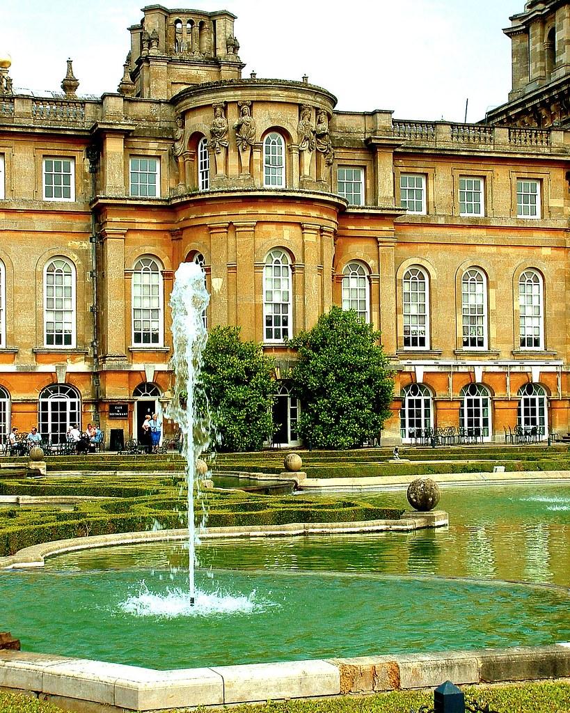 Blenheim Palace Blenheim Palace Stephen Curtin Flickr