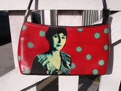 Peggy Bacon Purse, front