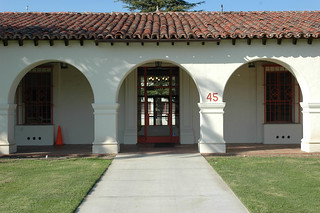 Entrance to Administration Building (2004-2005) from Los Angeles Avenue | by California State University Channel Islands