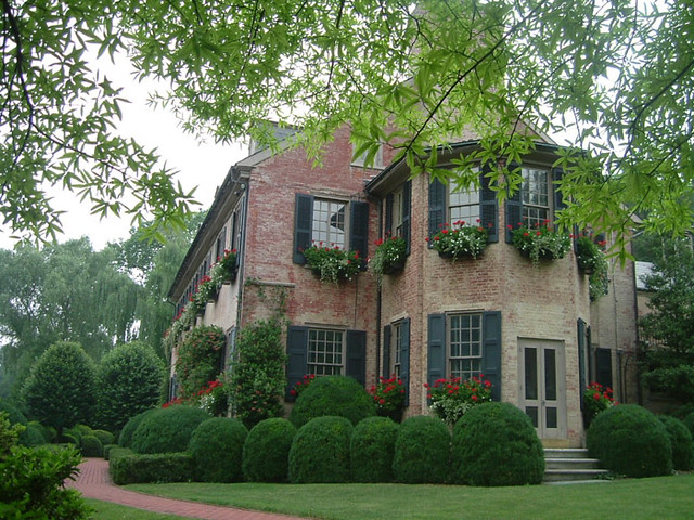 Beautiful Garden Pictures Houses: Conestoga Gardens Lancaster, PA Main House