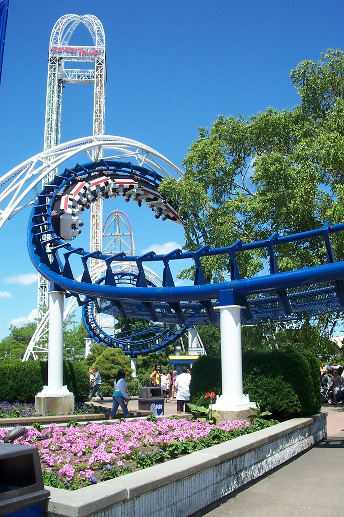 Cedar Point Ohio Travel Packages