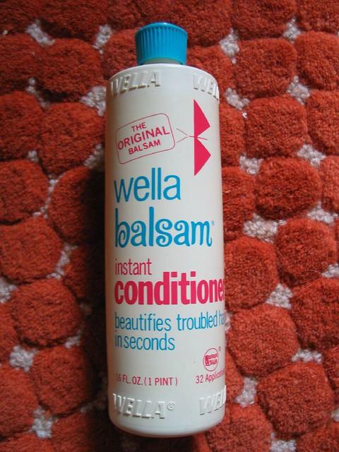 1970 s wella balsam conditioner that wella balsam font cou flickr