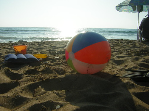 Beach Ball | by valentinapowers