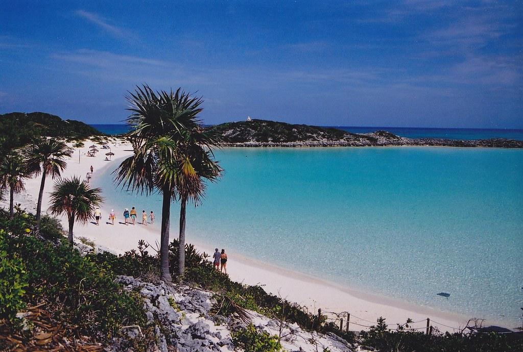 Saddleback Cay Exuma Bahamas I Wonder Why Everyone Got
