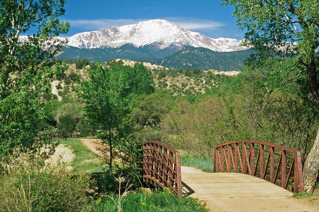 Garden Of The Gods Colorado Springs Co >> Pike's Peak: Rock Ledge Ranch: Colorado Springs, Colorado ...