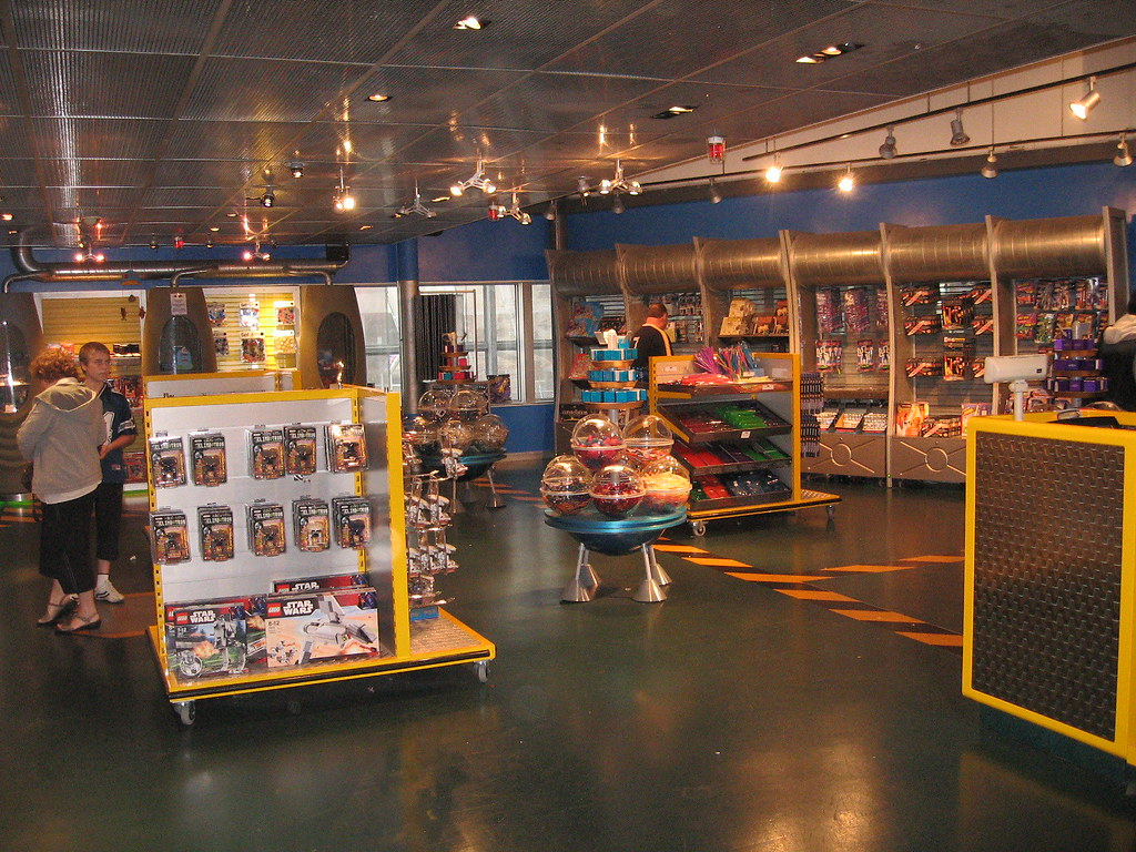 National Space Centre Gift Shop