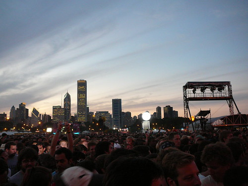 Daft Punk at Lollapalooza 2007 | by tacvbo