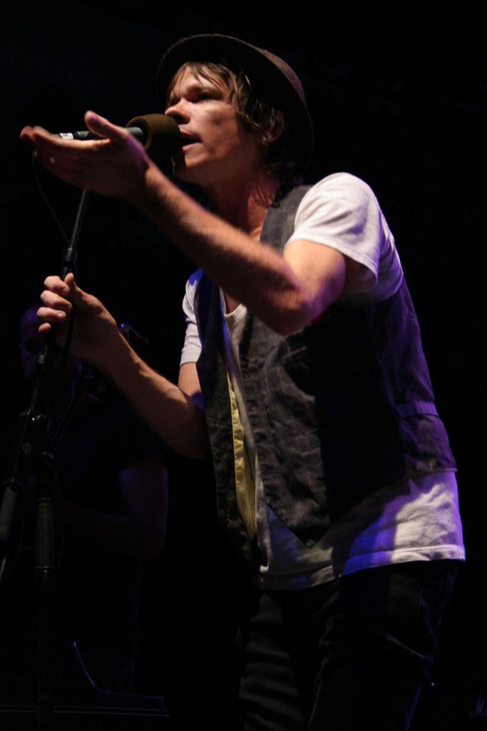 The Format | Nate Ruess of The Format Salt Lake City, UT 9 ...