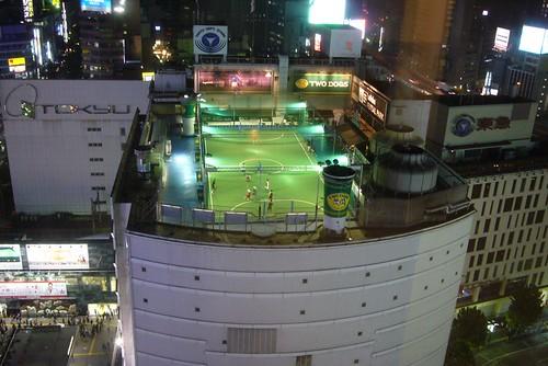 Rooftop Soccer Flickr Photo Sharing