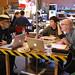 Hacks + Hackers in action!