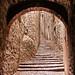 Girona Old City Alleys