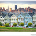 Alamo Square Painted Ladies houses San Francisco