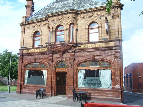 Garden Gate Pub Hunslet Leeds Flickr Photo Sharing
