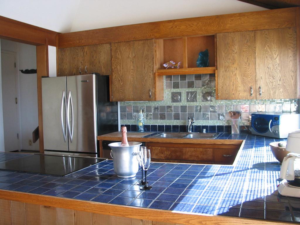 Kitchen Counter Tile Paint