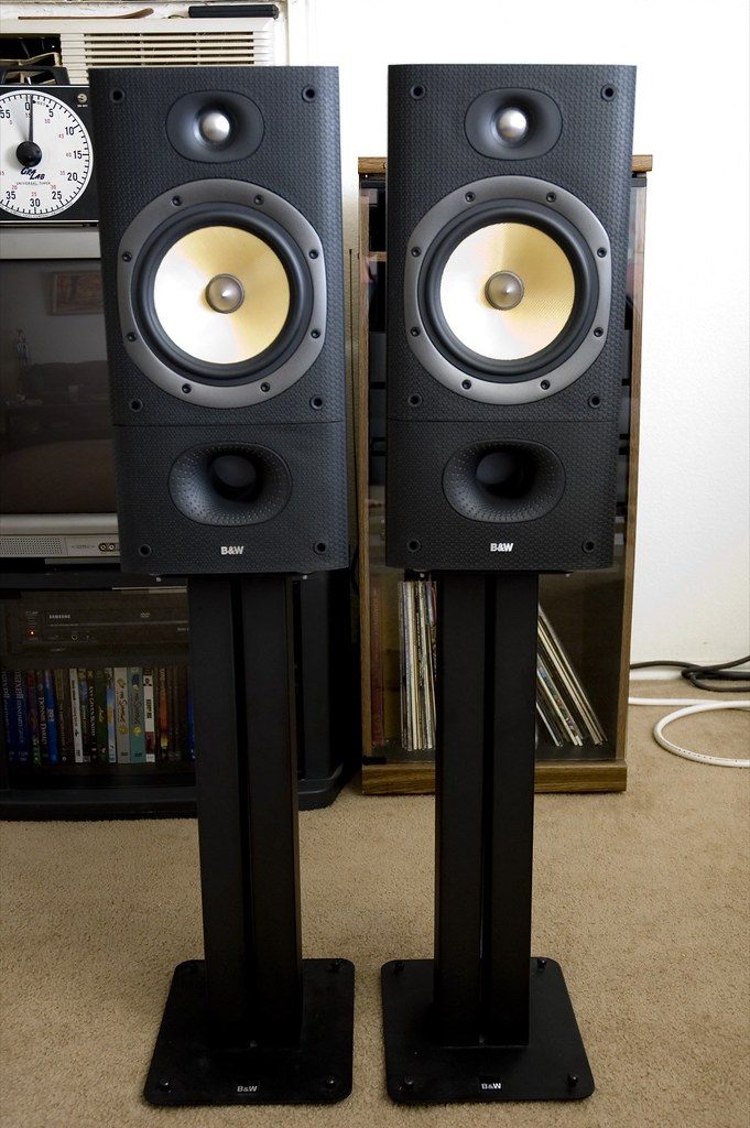 B U0026w Bowers  U0026 Wilkins Dm602 Series S3 Speakers