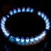 Gas Energy Burner Cooking flame