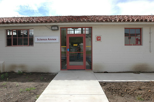 Front Entrance to Science Annex | by California State University Channel Islands