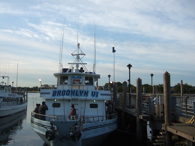 The 7am brooklyn vi boat out of sheepshead bay flickr for Brooklyn fishing boat