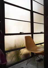 Eames House (Case Study House) Interior Shell Chair | by An Amateur