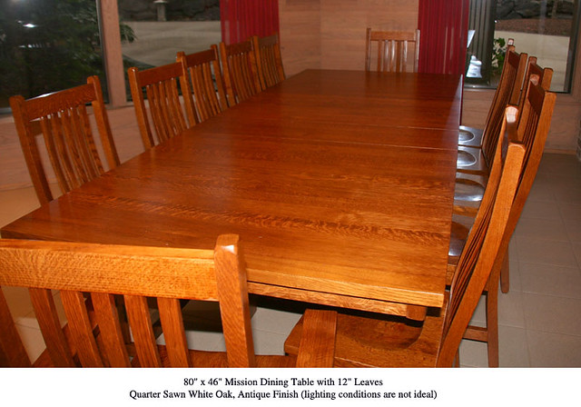table antique quarter sawn white oak 800   by harmonycedartable antique quarter sawn white oak 800   harmonycedar   Flickr. Antique Quarter Sawn Oak Dining Table And Chairs. Home Design Ideas
