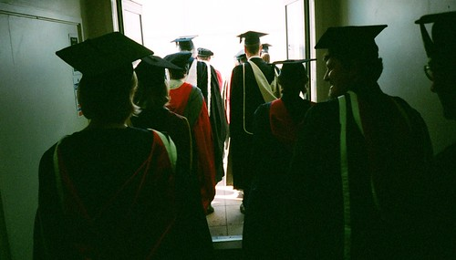 Graduation Ceremony Procession | by Goodimages