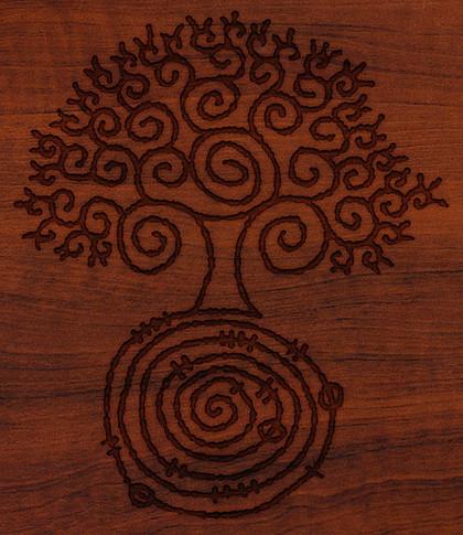 Árbol de la vida... en espiral | Nacemos de un espiral y ...