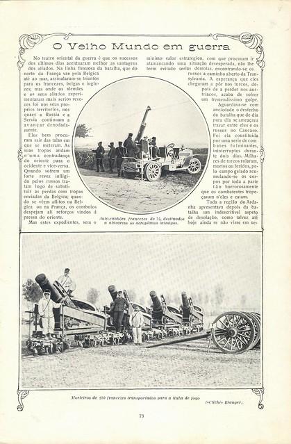 Ilustração Portugueza, No. 465, January 18 1915 - 10