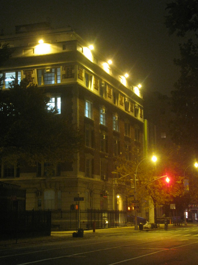Day & Night High School at Night | On 2nd Avenue and 15th ...