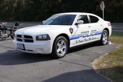 VA Veterans Affairs Police Dodge Charger (2010) | Flickr ...