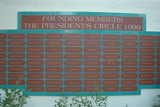 The President's Circle 1999 Plaque | by California State University Channel Islands