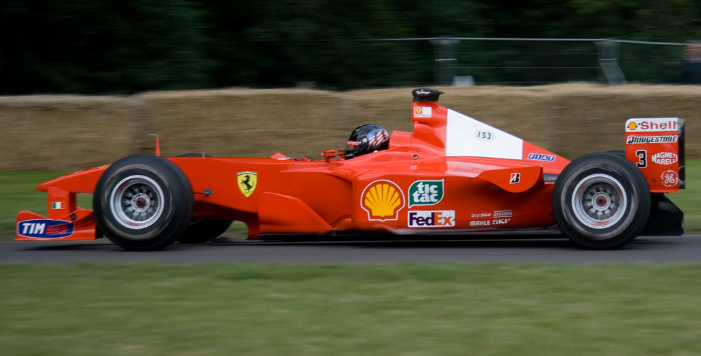 2000 Ferrari F1 2000 Simon Greig Flickr