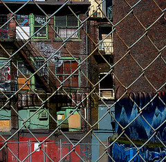 Tenement | by Ms D. Meanor