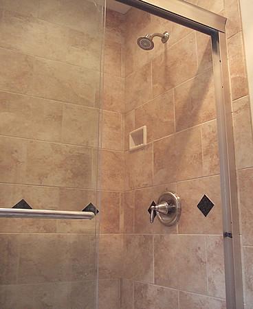 Master bathroom showerhead full for 9x12 bathroom designs