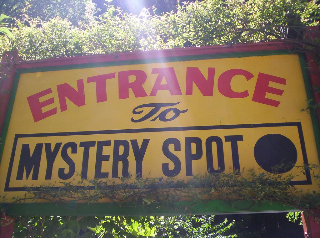 Mystery Spot Are Morning Tours Sold Out