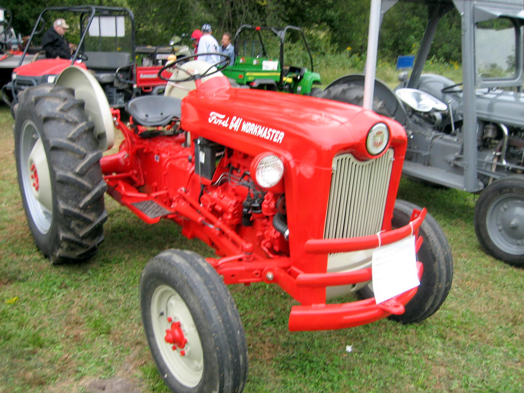 Ford 641 Workmaster Vintage Tractor Shannonpatrick17