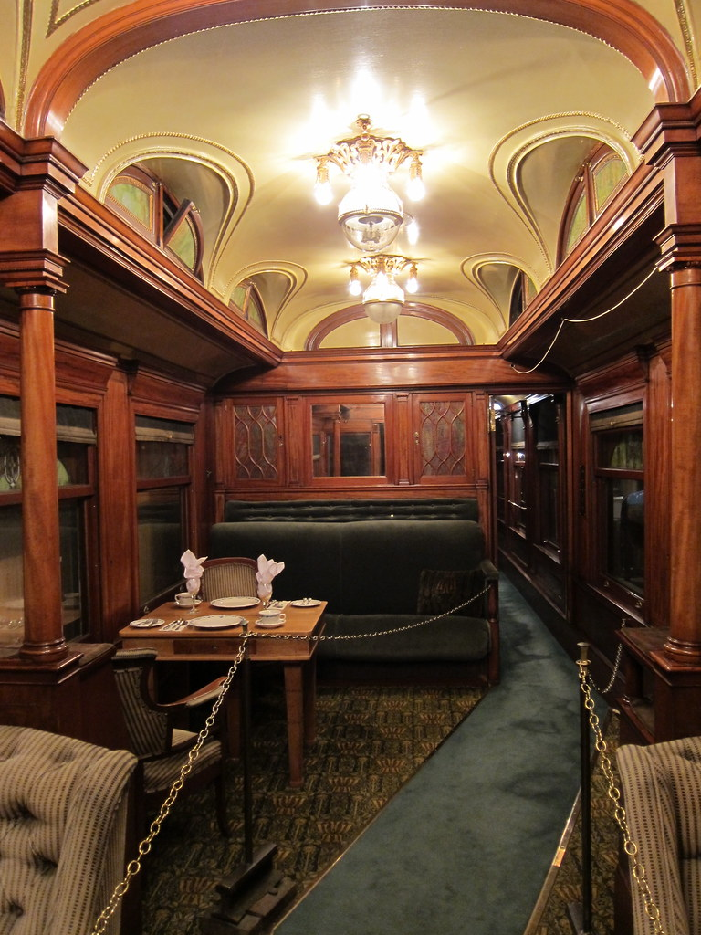 old pullman the railroad car was the only good thing about flickr. Black Bedroom Furniture Sets. Home Design Ideas