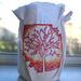 Starched Fabric Lantern