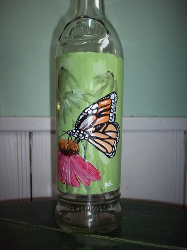 Beautiful Butterfly | by Beauty On A Bottle