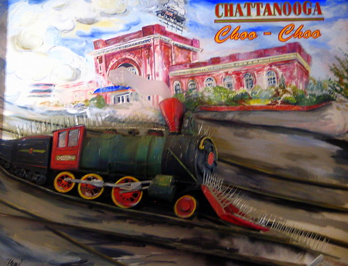 The Chattanooga Choo-Choo of Death! | by SeeMidTN.com (aka Brent)