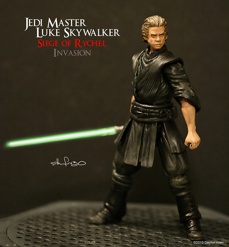 Jedi Master Luke Skywalker INVASION53 | Flickr - Photo ...