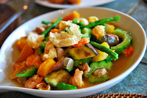 07 lunch - pinakbet | by Chewy Chua