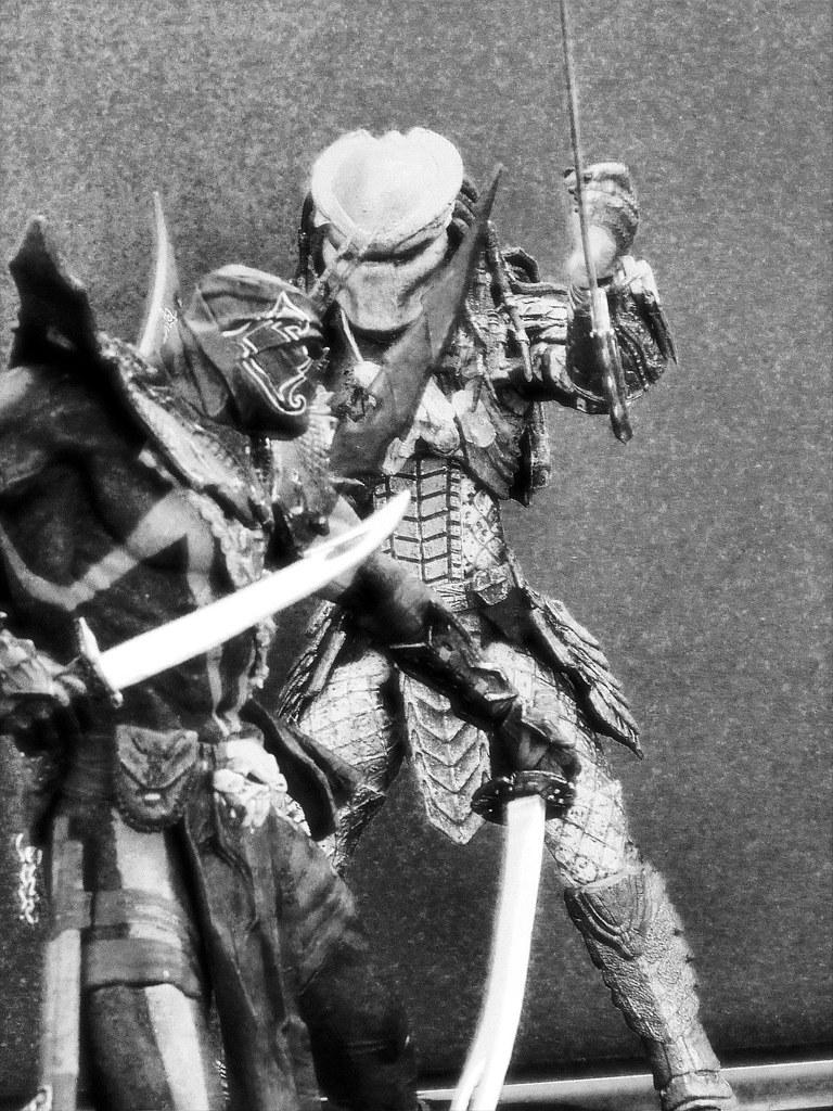 Ninja Spawn Vs Predator | waihey | Flickr