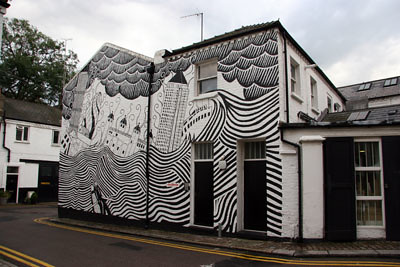 Stanley Donwood House Is This A Personal Residence Or