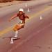Capitola Slalom skateboard race Judi Oyama first race