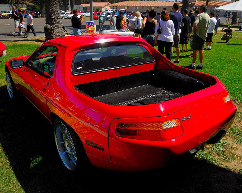 Porsche 928 Quot Pickup Quot The Polarizer Did Weird Things To