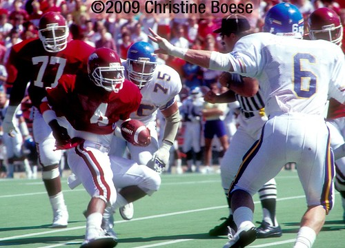 Arkansas Razorbacks RB 1987 | by Chris Boese