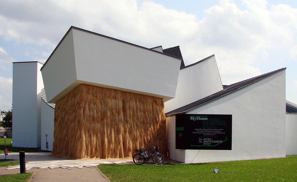 Vitra Museum Tour Vitra Design Museum | by