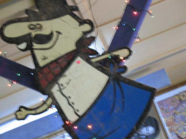 The Old Pizza Hut Mascot | aka Pizza Hut Pete | Kyle ...