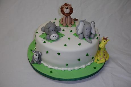 baby shower cake by andrea schwarz that cake is a copy of