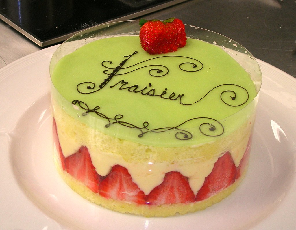 Fraisier | by Theresa111